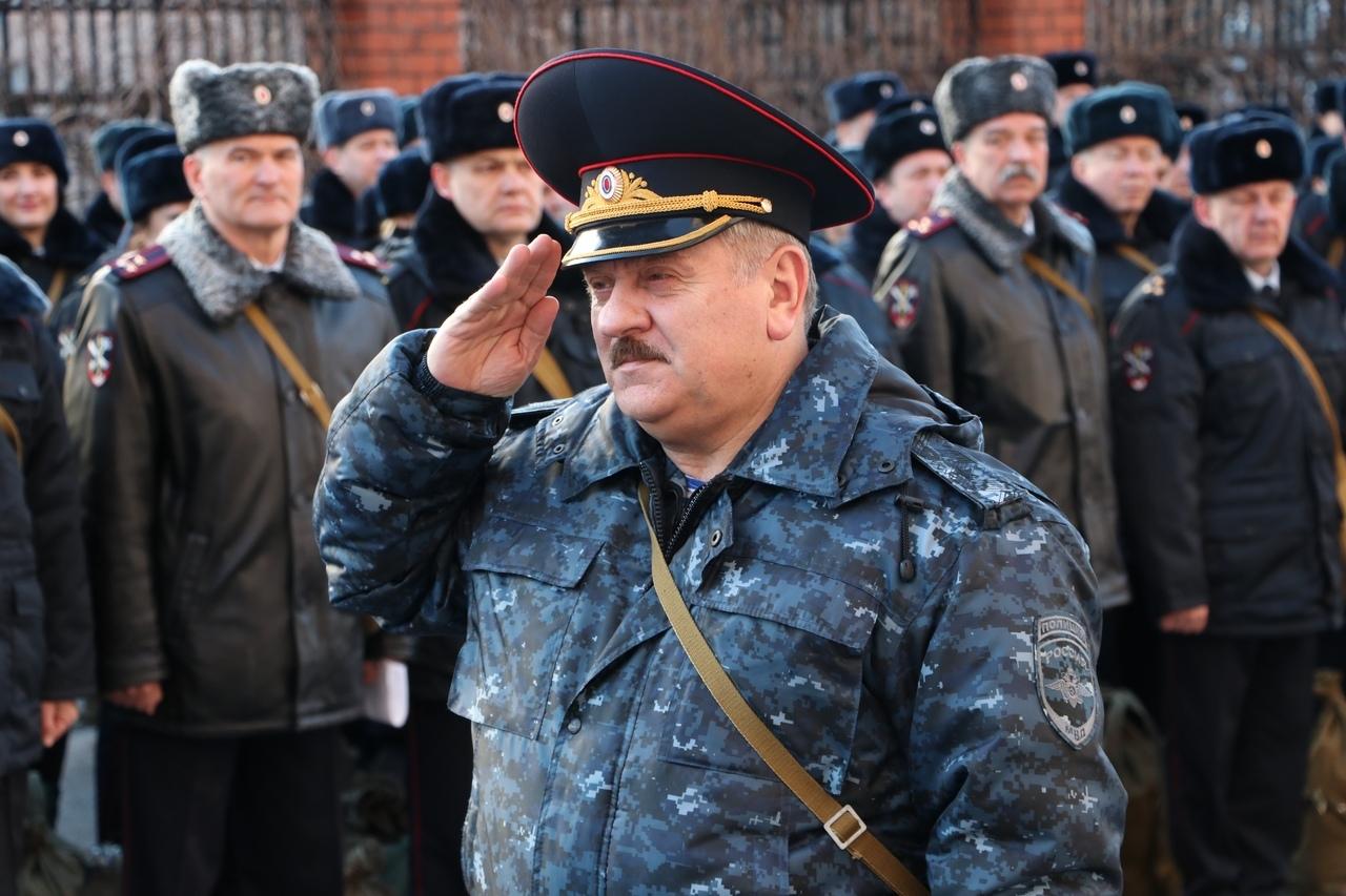 Главный курский полицейский подал в отставку.