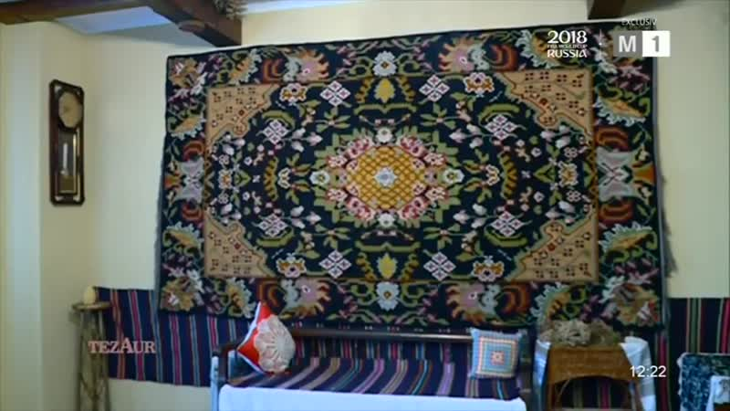бессарабские песни и ткачество ковров