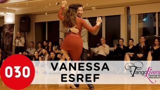Vanessa Gauch and Esref Tekinalp  Se dice de mi