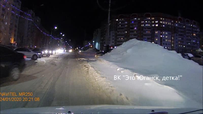 ДТП около СК Олимп