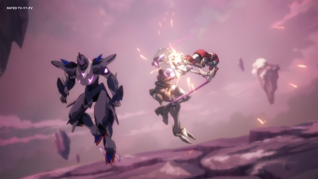 В погоне за призраками восьмого сезона(Voltron), изображение №13
