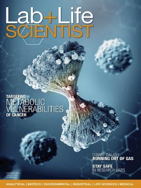 Lab+life Scientist 02.03 2019
