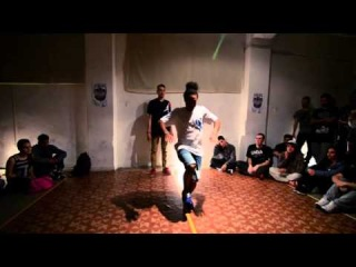 Supreme Dance League | Demo de Jury | Nico (La Energique) and Alex (The Cage/Legion X)