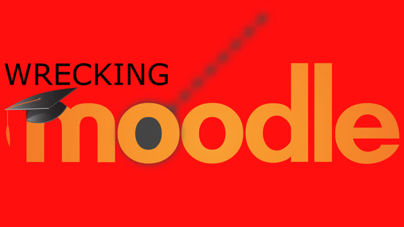 Wreking moodle