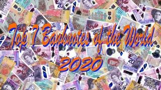 7 самых красивых банкнот мира 2020 года