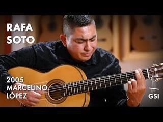 "Rubén Fuentes' ""La Bikina"" performed by Rafa Soto on a 2005 Marcelino Lopez ""Blanca"""