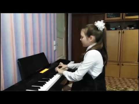 18 Кабалевский Д Кавалерийская Сабирова Шахназа