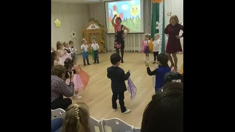 Утренник 8 Марта в детском садике