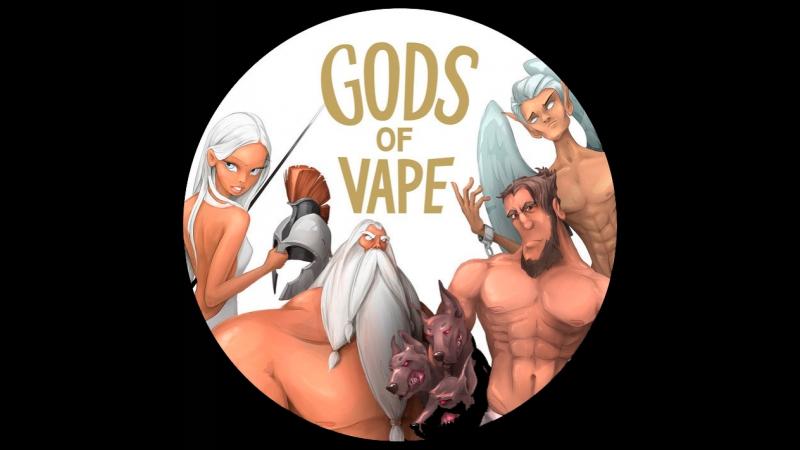 GODS of VAPE розыгрыш RIGA YO UNG