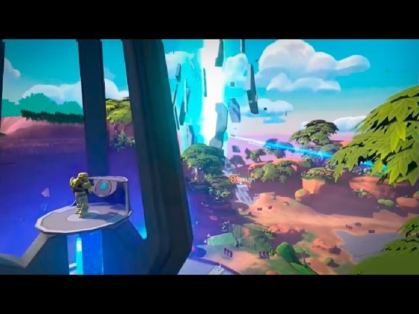 Halo Mega Bloks Video Game Gameplay