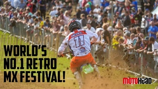 VMXDN 2021   The world's greatest retro MX fest is back - the Farleigh Castle Vets Nations!
