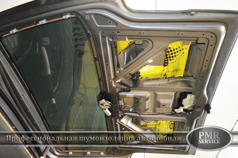 Шумоизоляция Volkswagen Multivan, изображение №17