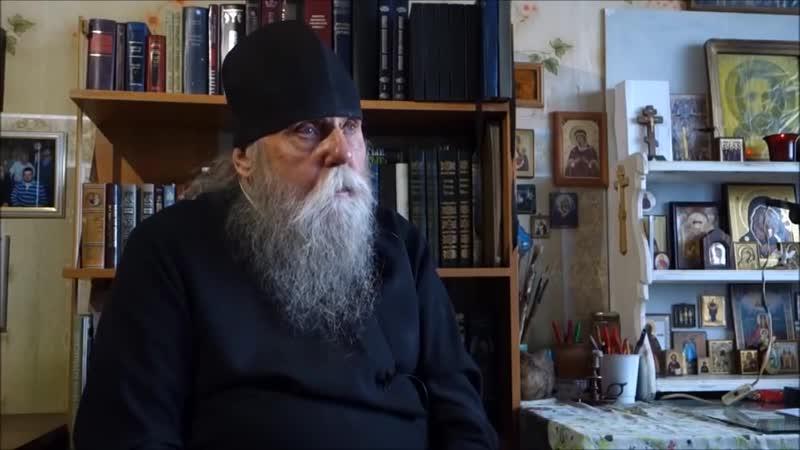 Монах Глеб Об истине и о любви к Богу