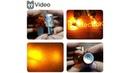 LED лампа в поворотники ElectroKot Super Canbus CSP2020 24 Вт BAU15S оранжевая