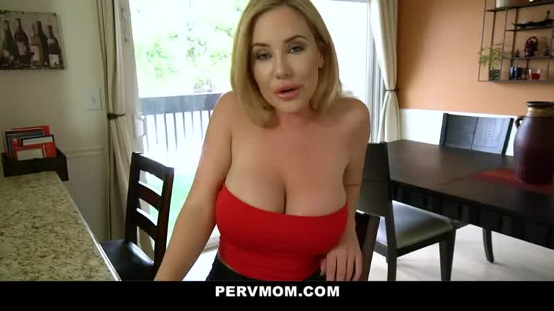 Perv Mom Big Ass Step Mom Cheats With Her Huge Cock