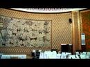 Комплекс Айкөл Ордо в Бишкеке - самая большая юрта-ресторан с национальным колоритом