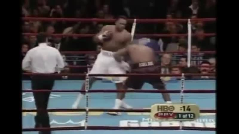Larry Donald vs Evander Holyfield HBO Pay Per View November 13 2004
