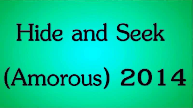 Hide and Seek (Amorous) 2014 Joanna Coates