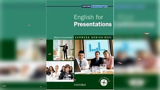 Oxford Business English - English for Presentation Student's Book