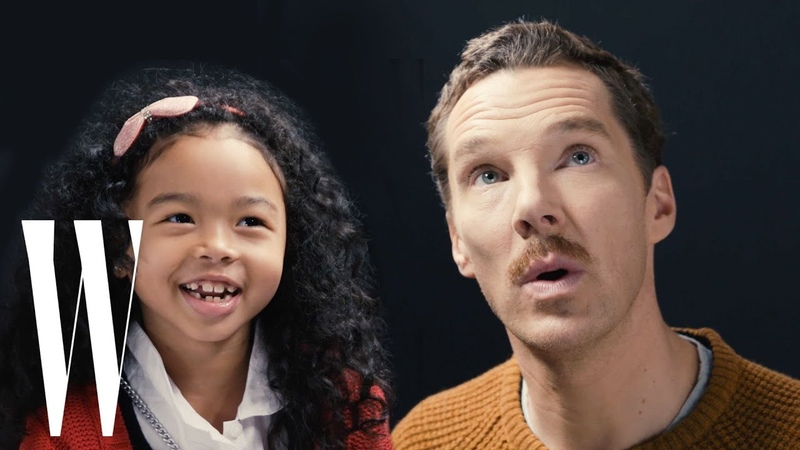 Benedict Cumberbatch Gets Interviewed By A Cute Kid Little W W Magazine