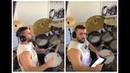 John Dolmayan System of a Down Rehearsal 2018