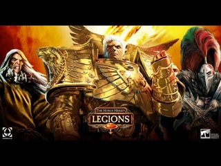 Let's Play Horus Heresy Legions: Imperial Fists Reveal