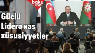 Prezident İlham Əliyev cavabları ilə dünya mediasının diqqətini üzərinə çəkdi