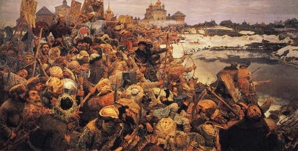 10 октября 1607 года в ходе подавления восстания Ивана Болотникова, войска Русского Царства под командованием царя Василия Шуйского после продолжительной осады взяли последний оплот повстанцев - город Тулу