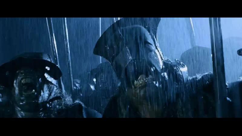 ბეჭდების მბრძანებელი II ორი კოშკი The Lord of the Rings