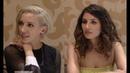 'ARROW' Roundtable | Katie Cassidy and Juliana Harkavy
