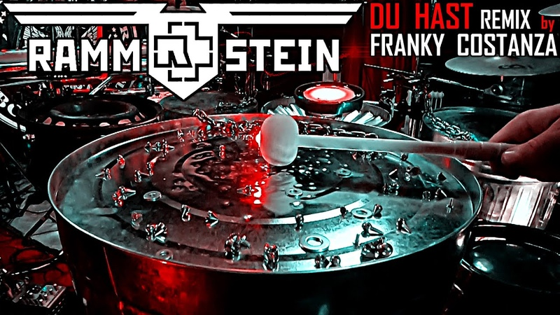 RAMMSTEIN - DU HAST - REMIX by FRANKY COSTANZA