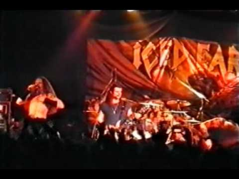 Iced Earth 13 Burnt Offerings Live in Thessaloniki Greece 1997