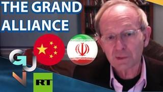 14 Apr, 2021 Ex-MI6 Agent on Iran🇮🇷-China🇨🇳 $400 Billion Deal, Israel vs Iran, Failed Regime Change in Syria