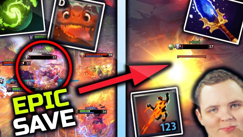 BLINK 2 0 NEW SNAPFIRE SCEPTER META EPIC PLAYS SAVES by Bulldog MID Snapfire vs Brood Dota 2