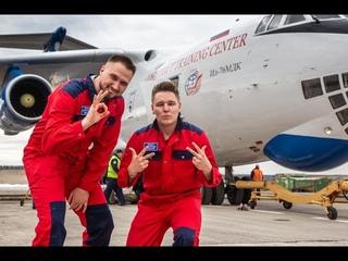 Полеты в невесомости на Авиасалоне МАКС 2021.