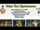 Vidar Örn Kjartansson