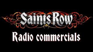 Saints Row Radio Commercials