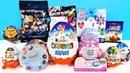 СЮРПРИЗ MIX! Pikmi Pops, Monster High, LEGO Harry Potter 2, LPS, Фиксики Unboxing Kinder Surprise