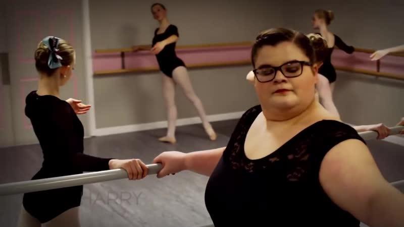 Лиззи Хауэлл балерина которая поразила интернет