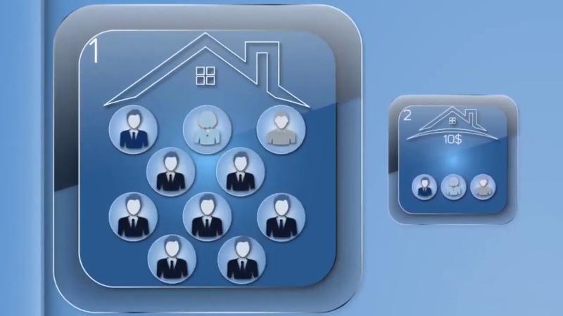 Make a home Как Заработать на жильё сидя дома Потрясающая возможность от компании River Coins LTD 2