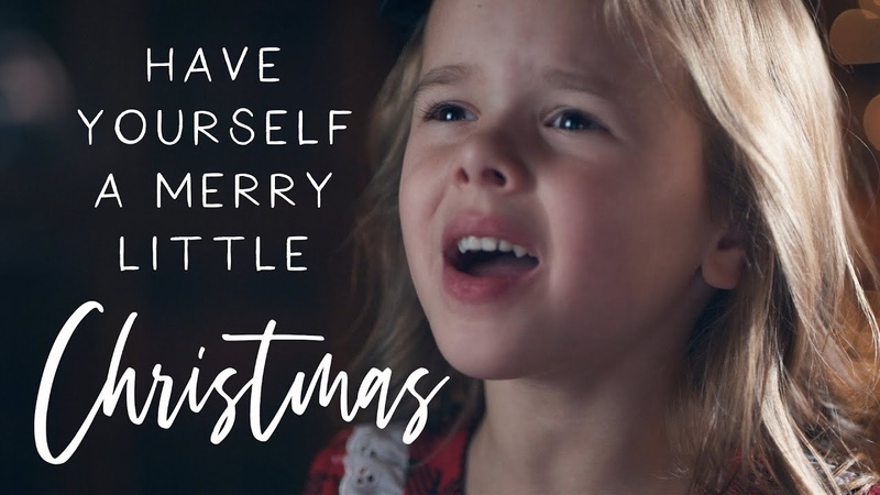 Have Yourself A Merry Little Christmas Claire Crosby Piano by Mom Ashley Crosby