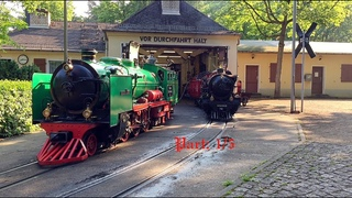 Dresden Park Railway / Germany,  / Part: 1/5