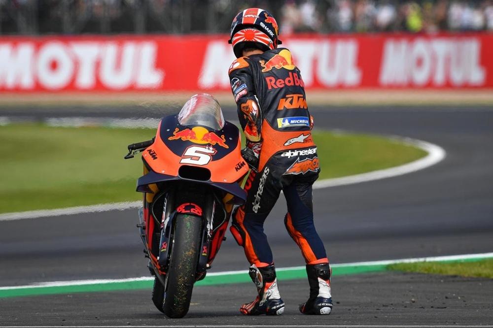 Зарко возглавил рейтинг падений MotoGP 2019