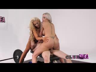 Nicolette Shea, Nina Elle -Spot You