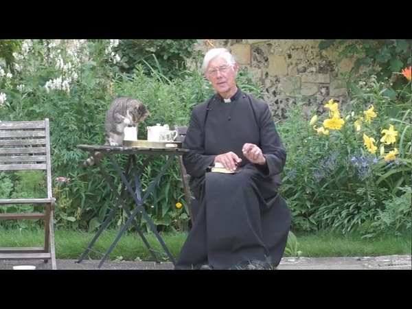 Canterbury Cathedral Cat Steals Vicar's Milk During Morning Prayer