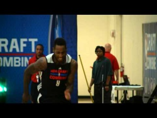 Phantom: Best of NBA Pre-Draft Combine 2014