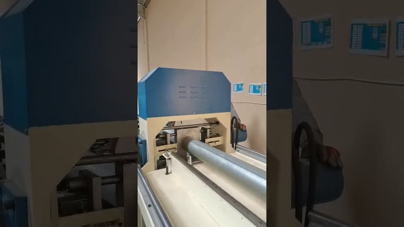Horizontal Two Cylinders CNC Hydraulic Punching Machine Work In Saudi Arabia