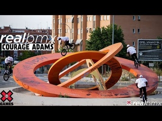 Courage Adams: REAL BMX 2021 | World of X Games