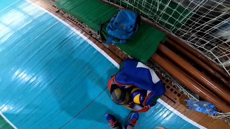 Волейбол Меленки Красная горбатка