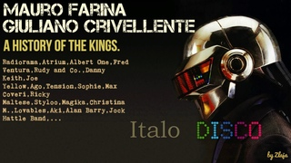 Mauro Farina - Giuliano Crivellente Italo Disco Mix by Zlaja